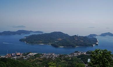 "MIKIO YAMAMOTO|TOPICS|上島四兄弟の""岩城島""へ上陸!"